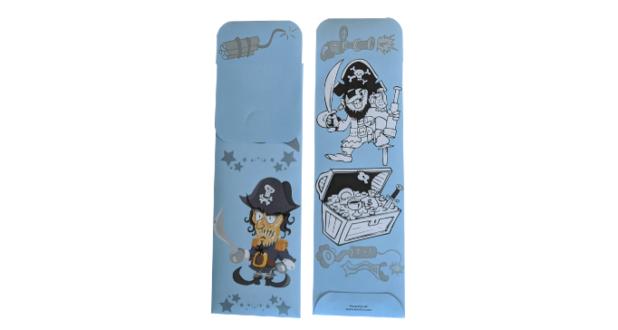 Personalised Cutlery Sleeves Printed Napkins & Cutlery Sleeves